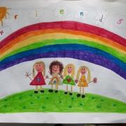 Sophie Garner, age 7