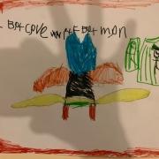 Harry Strinati, age 8
